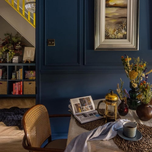Фото цвета Little Greene 208 Hicks' Blue