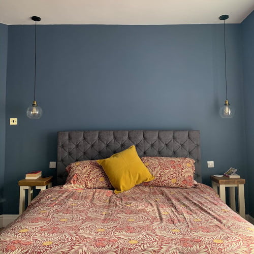 Фото цвета Little Greene 115 Juniper Ash