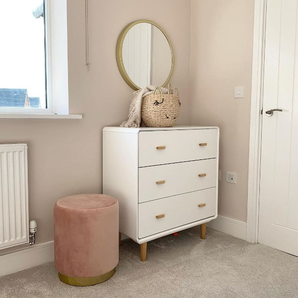 Фото цвета Little Greene 176 China Clay Mid